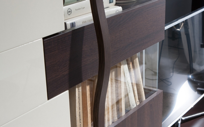 Bookcase CHANELL
